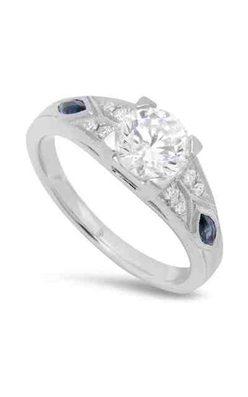 Beverley K Vintage Engagement ring R10538 product image