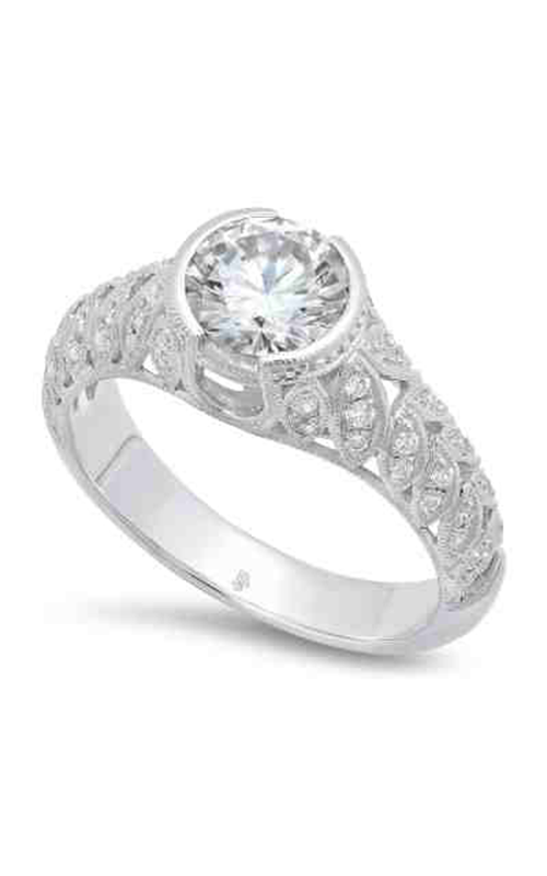 Beverley K Vintage engagement ring R10353 product image