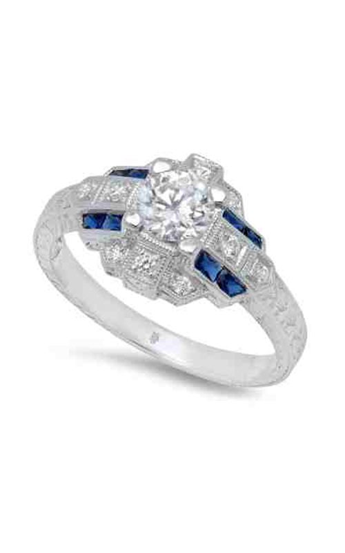 Beverley K Vintage Engagement ring R9411 product image