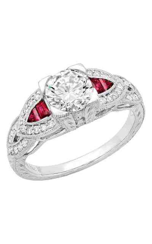 Beverley K Vintage engagement ring R10116 product image