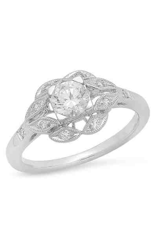 Beverley K Vintage Engagement ring R11309 product image