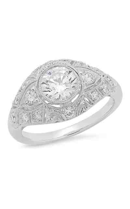 Beverley K Vintage engagement ring R11215 product image