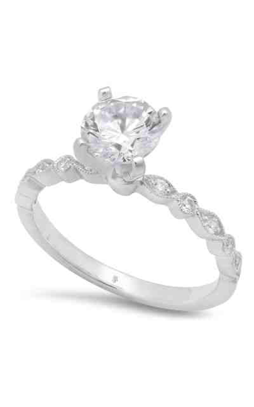 Beverley K Vintage engagement ring R702 product image
