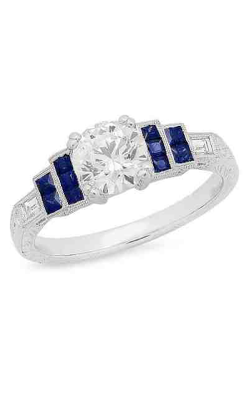 Beverley K Vintage Engagement ring R167 product image
