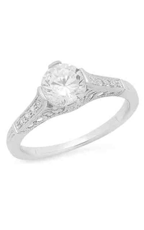 Beverley K Vintage engagement ring R11102 product image