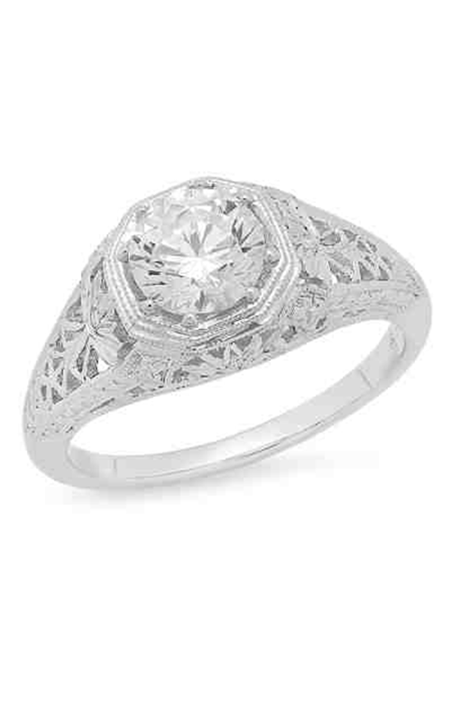 Beverley K Vintage Engagement ring R10902 product image