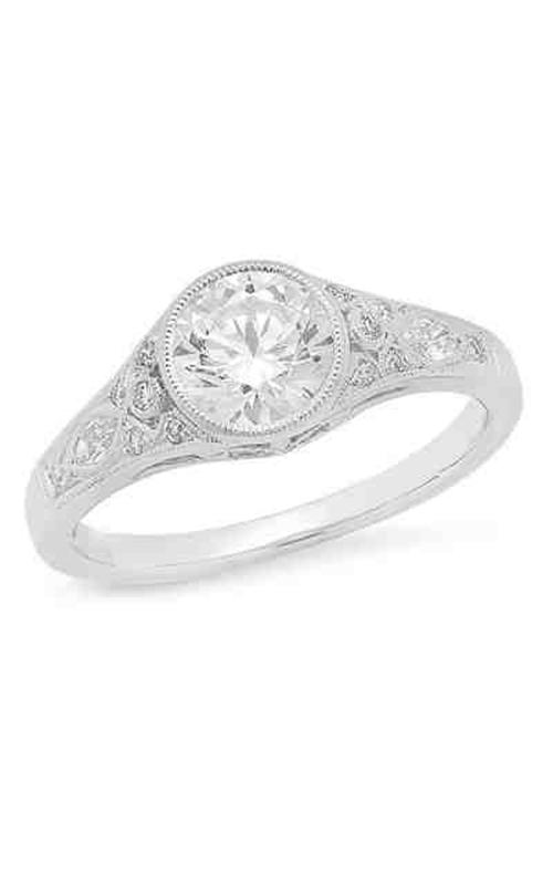 Beverley K Vintage engagement ring R11319 product image