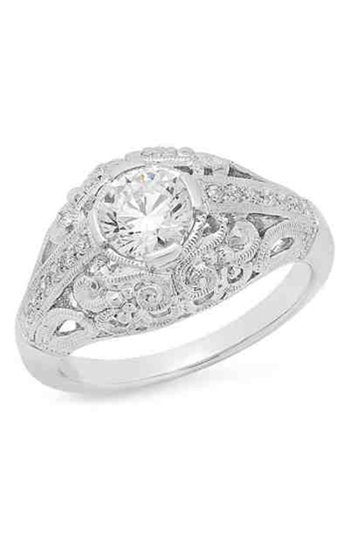 Beverley K Vintage Engagement ring R11114 product image