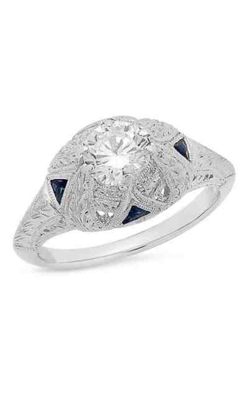 Beverley K. Vintage Engagement Ring R11107 product image