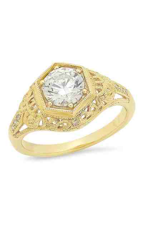 Beverley K Vintage Engagement ring R10914 product image