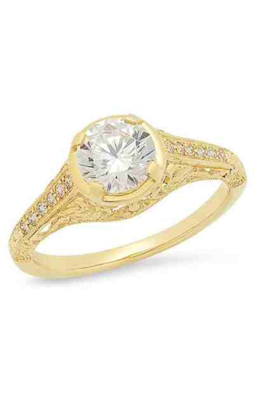 Beverley K Vintage Engagement ring R10908 product image
