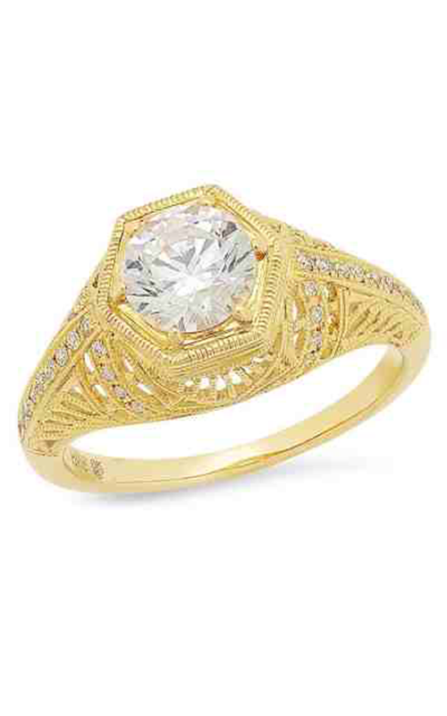 Beverley K Vintage Engagement ring R10904 product image