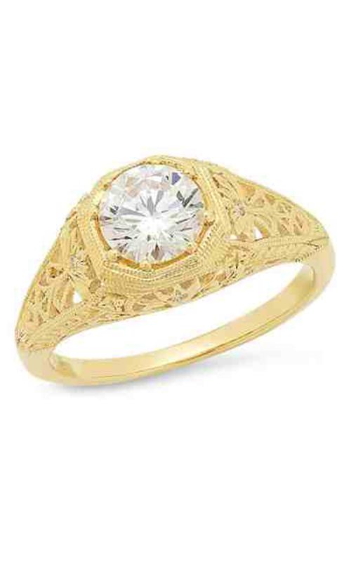 Beverley K Vintage Engagement ring R10902 product image