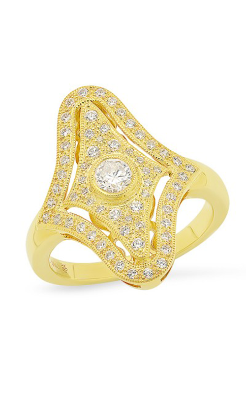Beverley K Vintage engagement ring R10498 product image