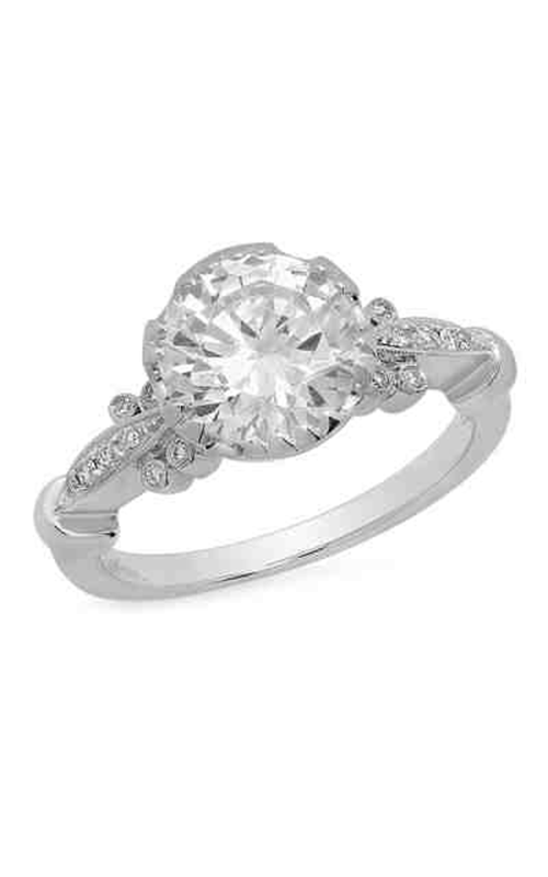 Beverley K Vintage Engagement ring R10536 product image