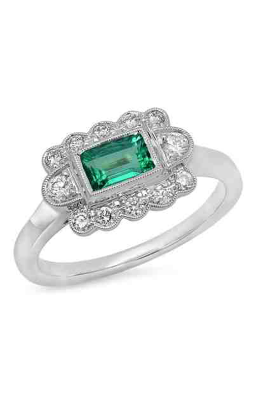 Beverley K Vintage engagement ring R11145 product image
