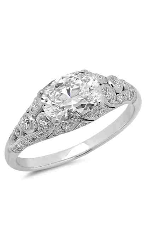 Beverley K Vintage Engagement ring R3005 product image