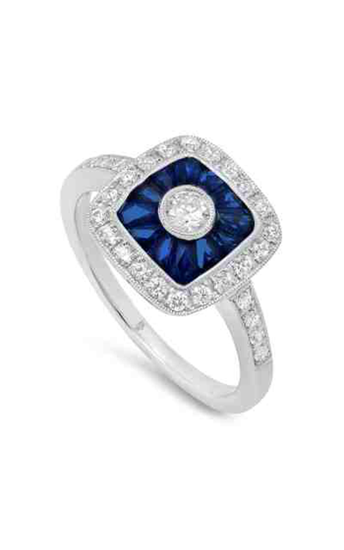 Beverley K Vintage engagement ring R11152 product image