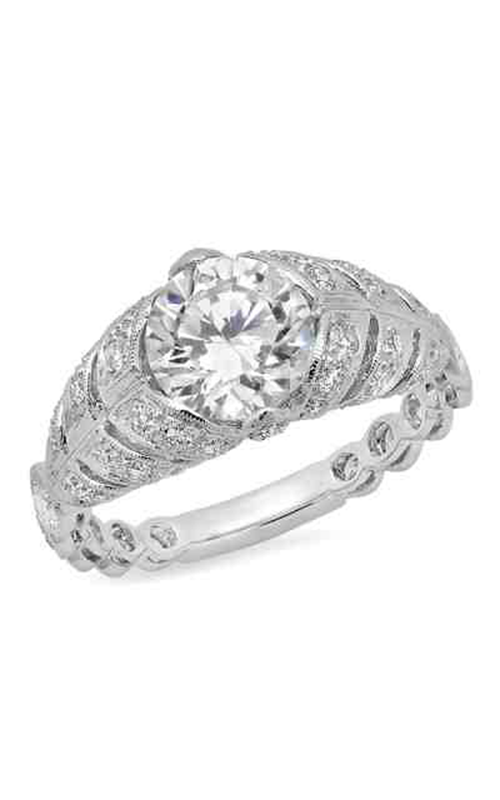 Beverley K Vintage engagement ring R10586 product image