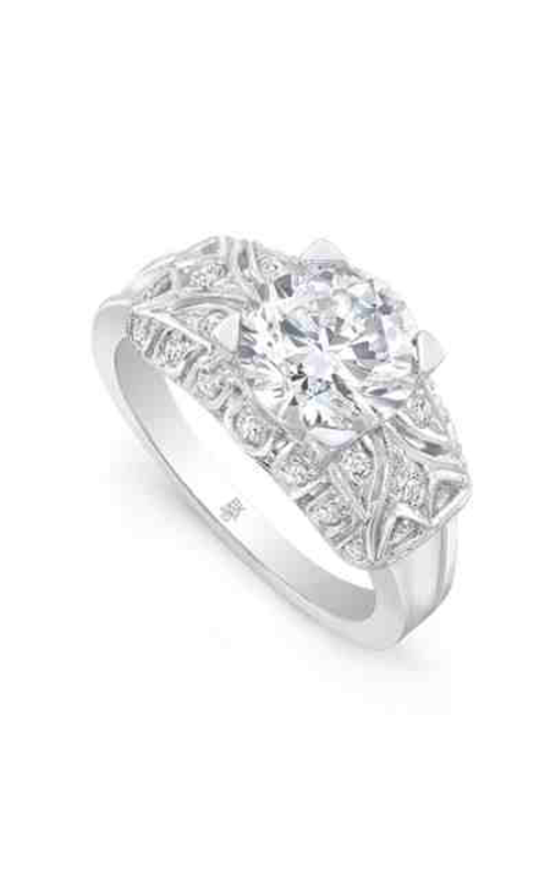 Beverley K Vintage Engagement ring R10545 product image