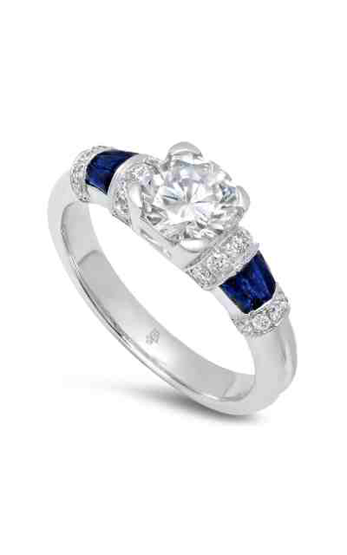 Beverley K Vintage Engagement ring R10527 product image