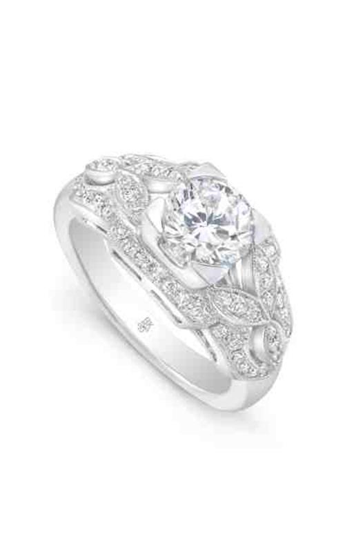 Beverley K Vintage engagement ring R10532 product image