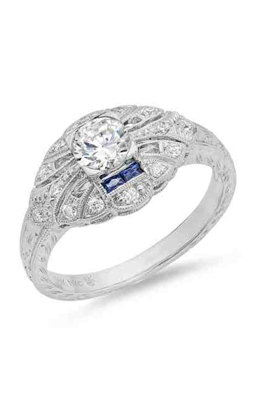 Beverley K Vintage engagement ring R10089 product image