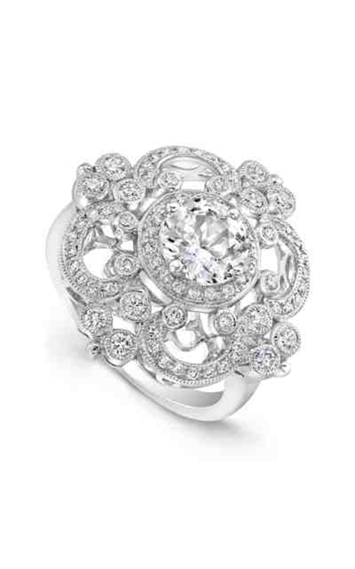 Beverley K Vintage engagement ring R10371 product image