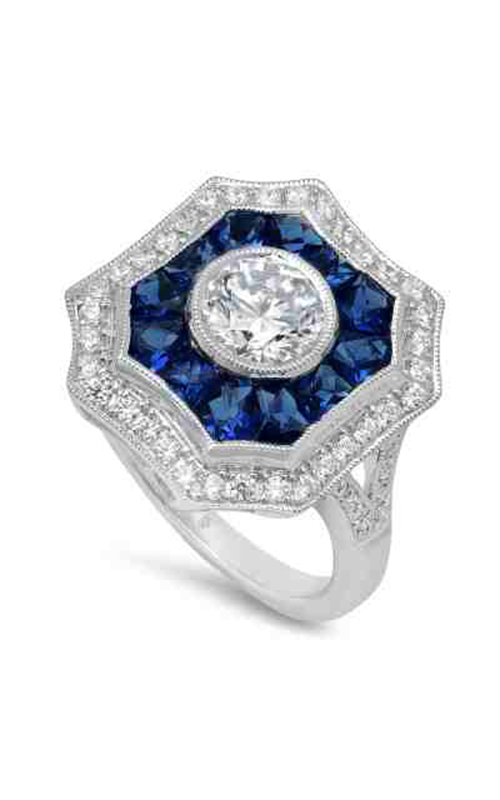 Beverley K Vintage Engagement ring R10355 product image