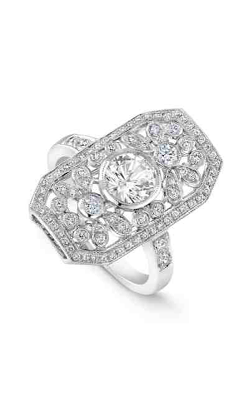 Beverley K Vintage engagement ring R10349 product image