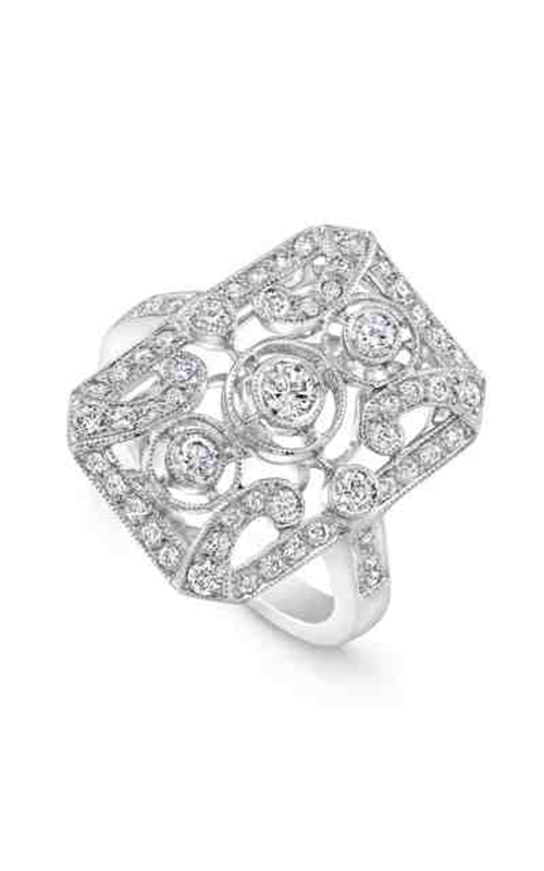 Beverley K Vintage Engagement ring R10352 product image