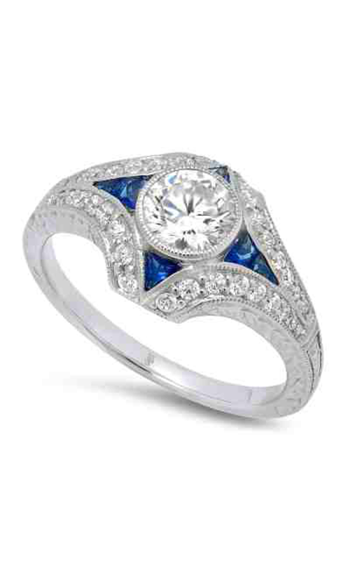 Beverley K Vintage Engagement ring R10118 product image