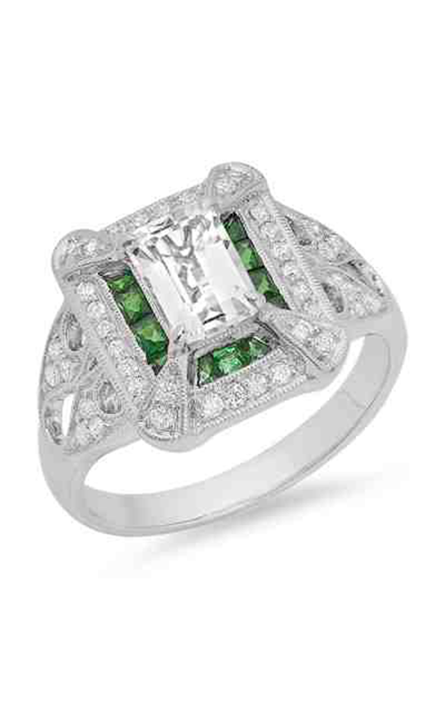 Beverley K Vintage engagement ring R10114 product image