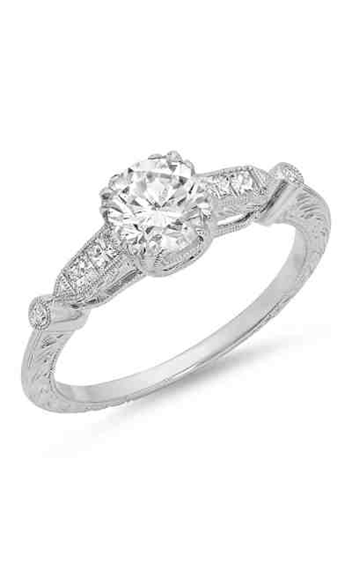 Beverley K Vintage engagement ring R10108 product image