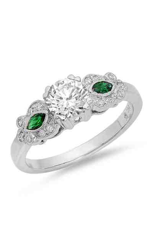Beverley K Vintage Engagement ring R10097 product image