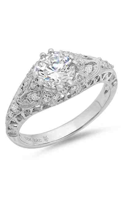 Beverley K Vintage engagement ring R10094 product image