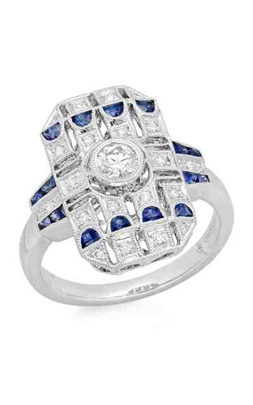 Beverley K Vintage Engagement ring R9940 product image