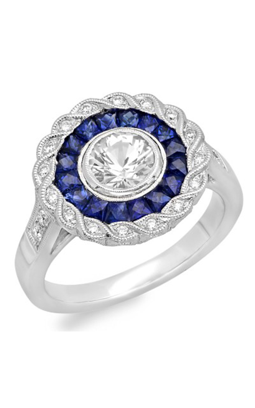 Beverley K Vintage Engagement ring R10022 product image
