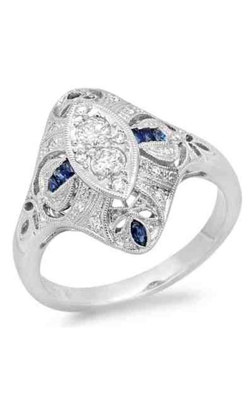 Beverley K Vintage engagement ring R9941 product image