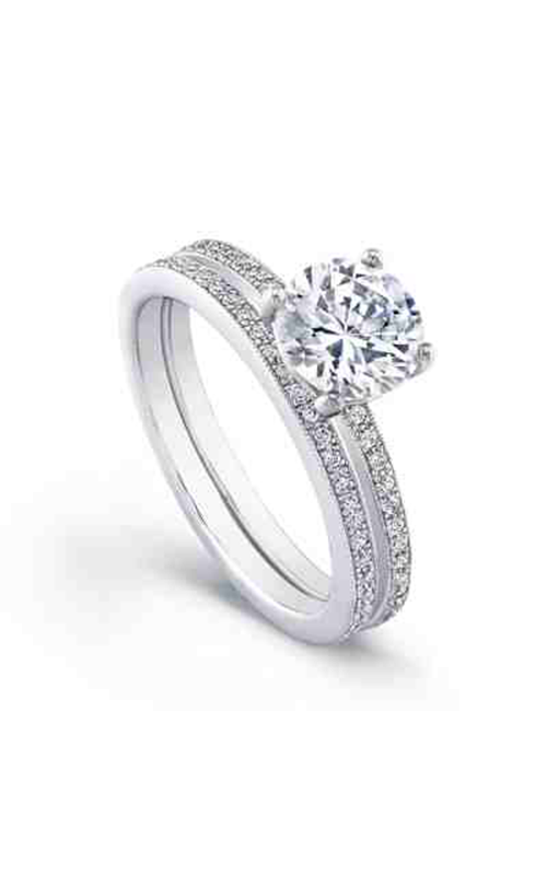 Beverley K Vintage Engagement ring RMGC165 product image