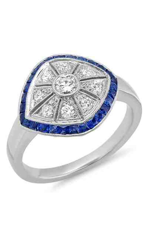 Beverley K Vintage Engagement ring R9931 product image