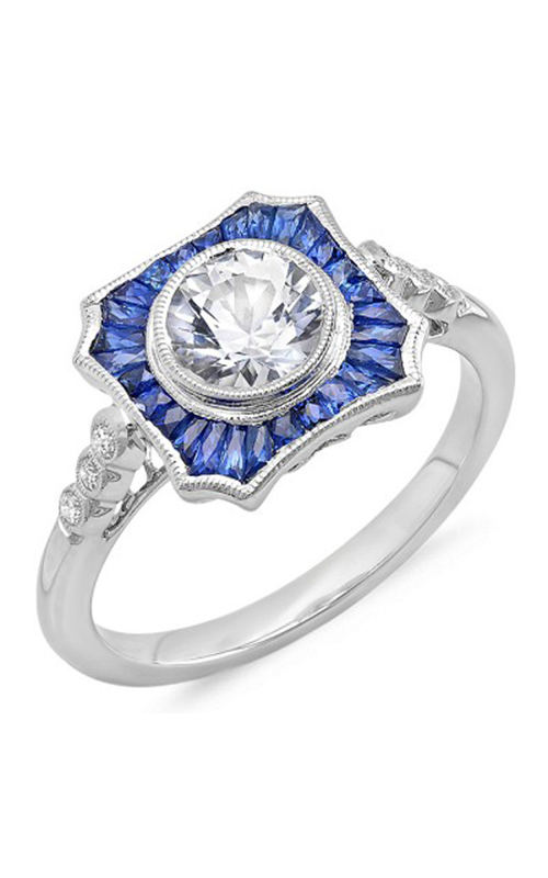 Beverley K Vintage Engagement ring R9924 product image