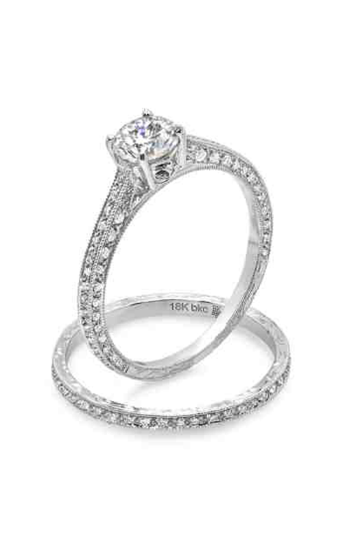 Beverley K Vintage engagement ring R9637 product image