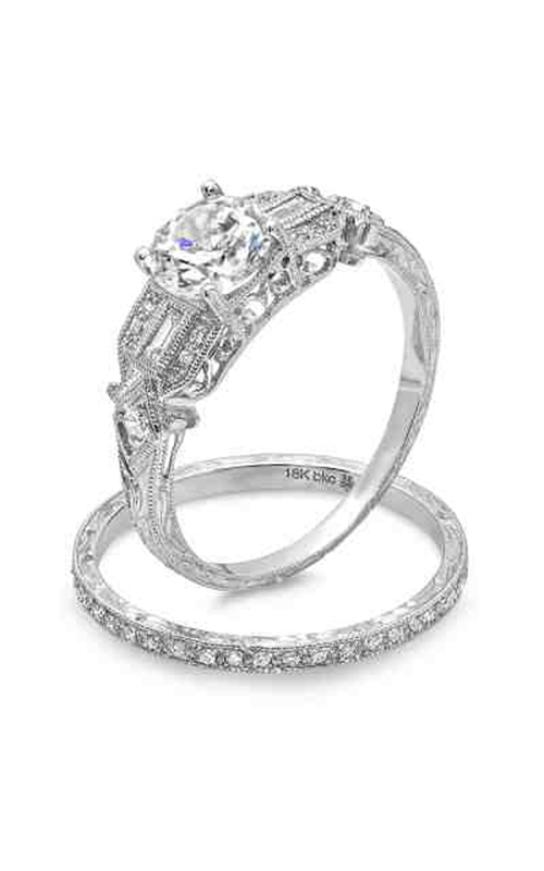 Beverley K Vintage Engagement ring R9632 product image