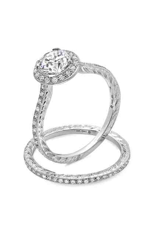 Beverley K Vintage engagement ring R9029 product image