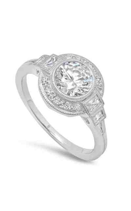 Beverley K Vintage Engagement ring R9419 product image