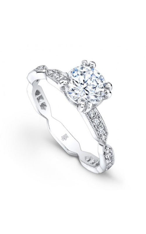 Beverley K Vintage Engagement ring R4031 product image