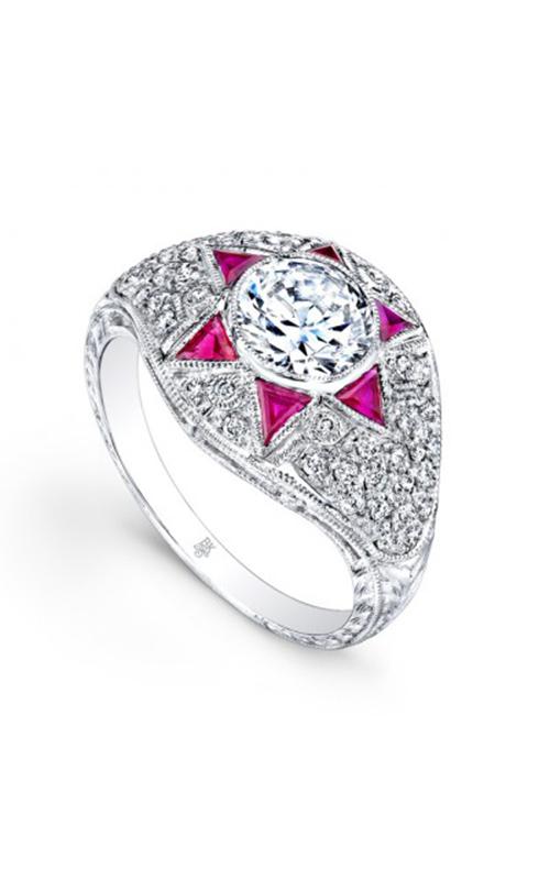 Beverley K Vintage engagement ring R9332 product image
