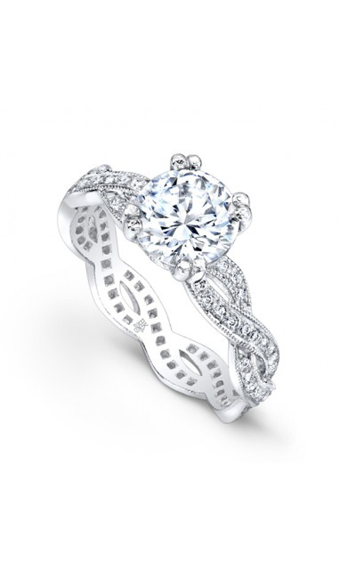 Beverley K Vintage engagement ring R4037 product image