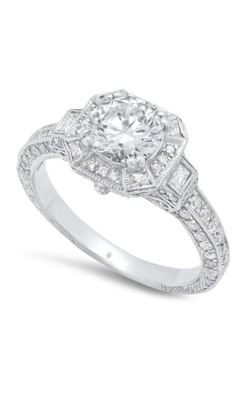 Beverley K Vintage Engagement ring R368 product image